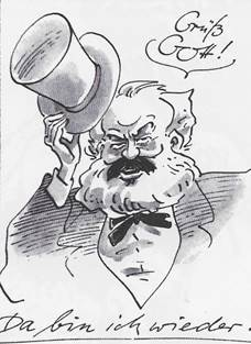 Plakat: Marx. Privat.