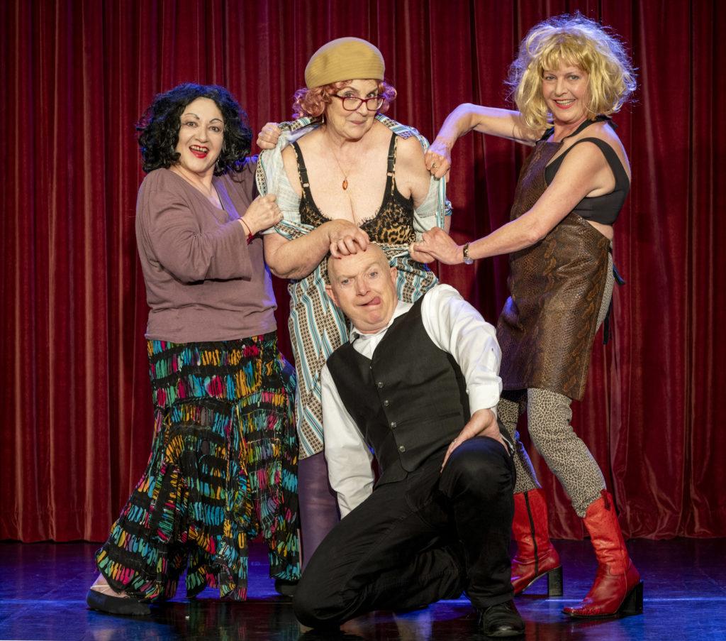 Foto: Ingrid Braun, Alice Hoffmann, Frank Golischewski, Bettina Koch